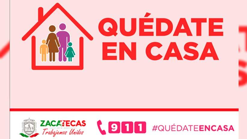 Asciende a 190 los casos positivos y a 24 los decesos por Covid-19 en Zacatecas.