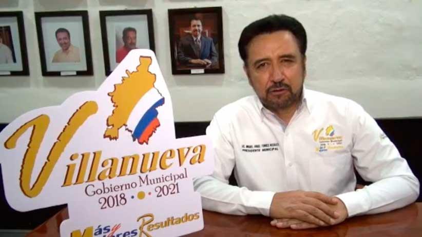 Video: Mi reconocimiento al esfuerzo de los maestros en este momento tan complicado: Miguel Torres.