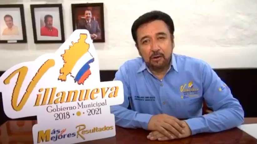 Video: Situación de contagios de COVID-19 en Villanueva.
