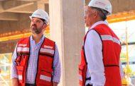 Prepara Tello reactivación de la industria de la construcción.