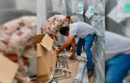 Llegan a Zacatecas 50 camas hospitalarias gestionadas por el Gobernador Tello.