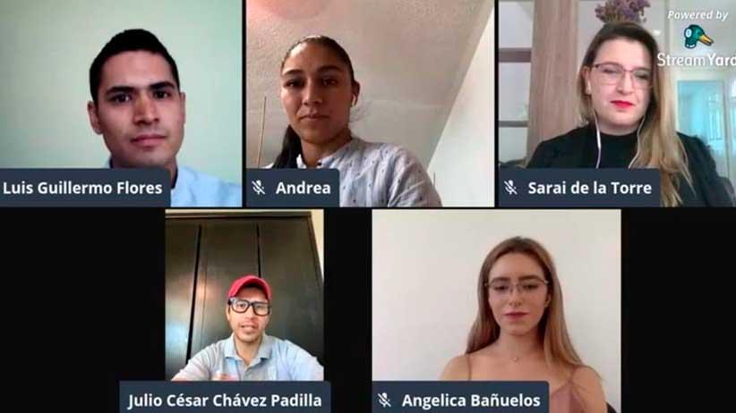 Julio César Chávez beca a 50 jóvenes guadalupenses para estudiar inglés en línea