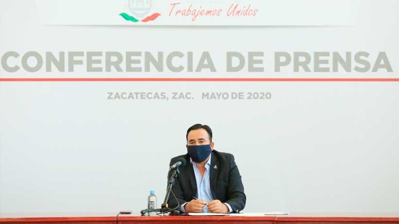 Se posiciona Zacatecas como una de las entidades con menor incidencia delictiva.