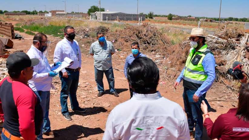 Acuerda Ayuntamiento de Guadalupe, reubicación de ladrilleras.