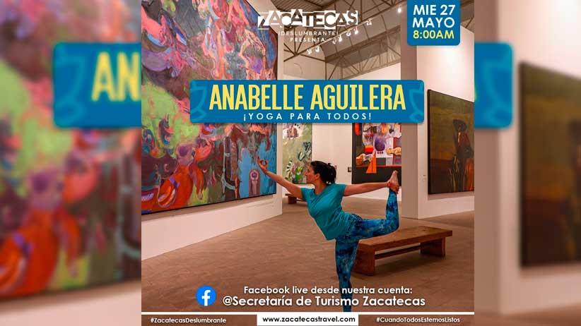 Llega Miércoles de Yoga en Zacatecas, a más de 150 mil usuarios de Facebook.