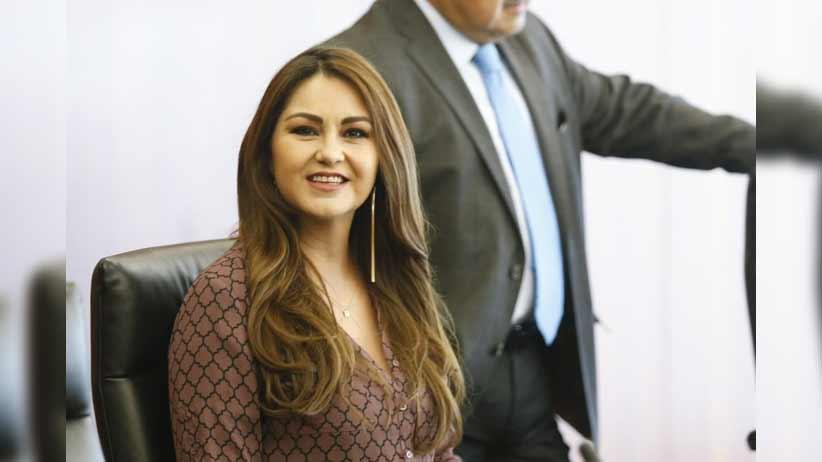 Geovanna Bañuelos propone castigar con mil días de multa a quienes agredan al personal médico.