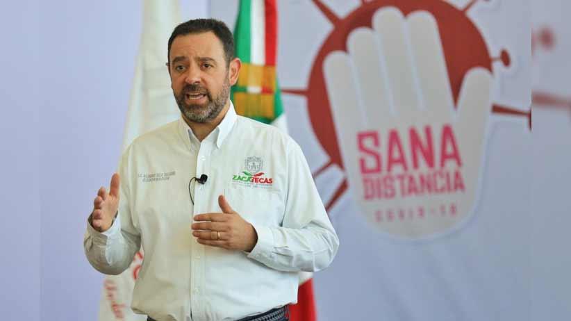 Alista Gobierno de Zacatecas programa