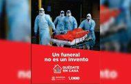 Llega Zacatecas a 229 casos positivos de Coronavirus.