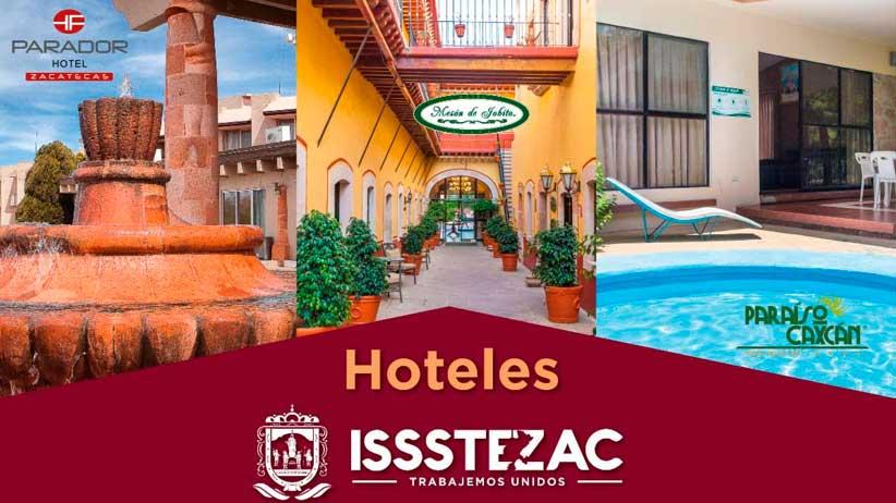 ISSSTEZAC aplicará estrictos protocolos sanitarios para reapertura de sus hoteles.