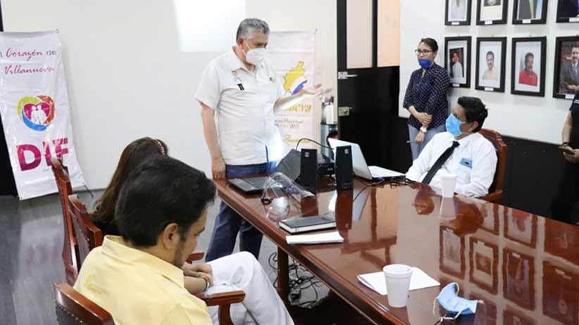 Anuncia Miguel Torres, creación del Departamento de Salud en Villanueva.