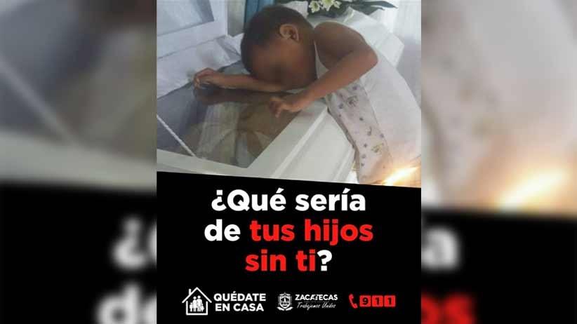 Siete nuevos casos positivos de Covid-19 en Zacatecas; ya son 244 en total.