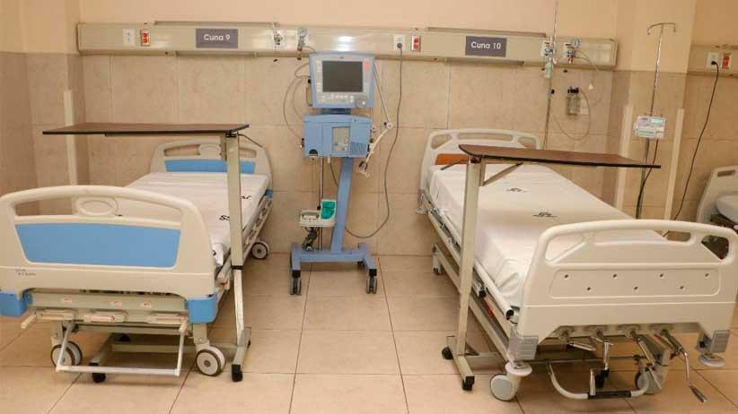 En el periodo Abril-Junio, 28 pacientes han egresado dela UNEME-COVID de Zacatecas.