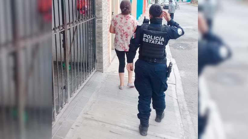 Flor y María, Policías Estatales que trabajan para construir hogares sin miedo.