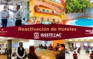 Reabren hoteles Mesón de Jobito, Parador y Paraíso Caxcán.