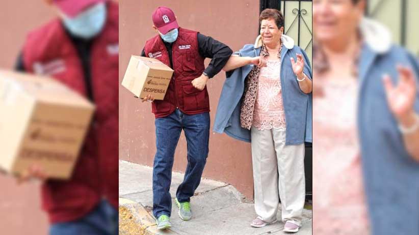 Reafirma Julio César Chávez cercanía con la gente.