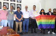 Instala Miguel Torres la primera Dirección de Diversidad Sexual en Villanueva.