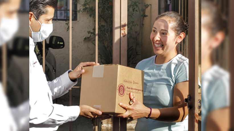 Tenemos la voluntad de ayudar a quien más lo necesita: Julio César Chávez.