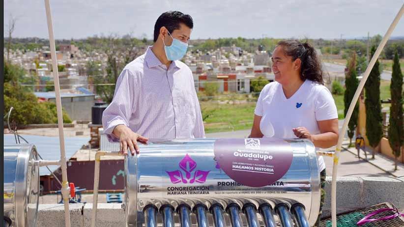 Es prioritario que las familias guadalupenses puedan economizar: Julio César Chávez.