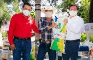 Con 21.6 mdp, Gobierno de Tello fortalece al campo de Nochistlán.