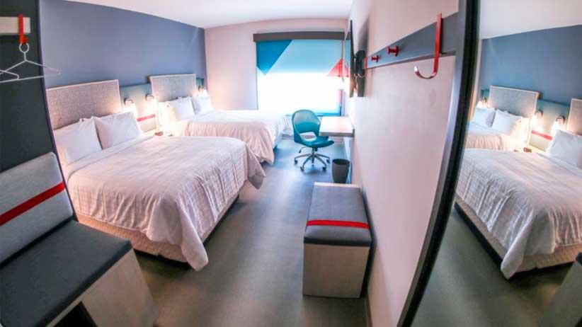 Continúan las inversiones para el turismo; Abre primer hotel de cadena en Fresnillo.