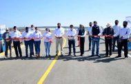 Inaugura gobierno nuevo puente vehicular en Pánuco