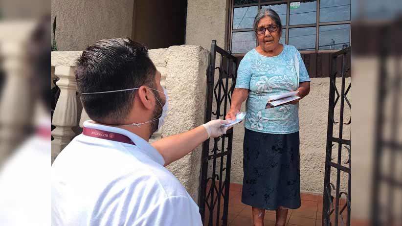 Secretaría de Bienestar facilita a adultos mayores trámites relacionados con su pensión sin salir de casa