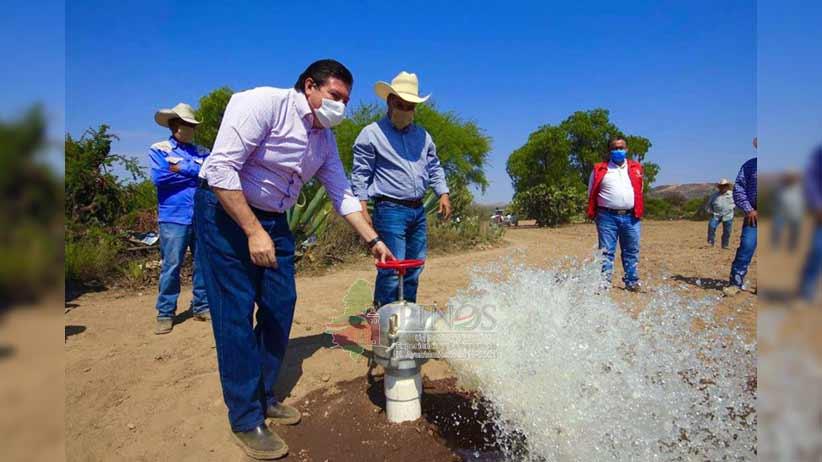 Gracias al apoyo de Alejandro Tello mejoramos las condiciones de nuestros campesinos: Herminio Briones Oliva