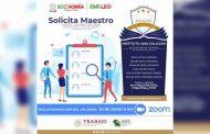 Realizará SNE Zacatecas reclutamiento virtual para profesionistas en educación