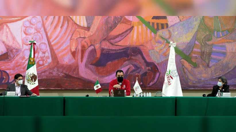 Registra Zacatecas 786 casos de Covid-19 y 89 fallecidos.