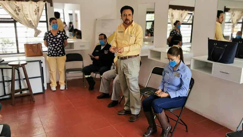 Implementará Miguel Torres nuevos filtros sanitarios en Villanueva