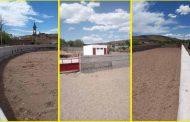 Con inversión cercana a 2 mdp; concluye construcción de lienzo charro en Boquilla del Carmen