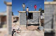 Construirá Gobierno viviendas para 141 familias de distintos municipios zacatecanos