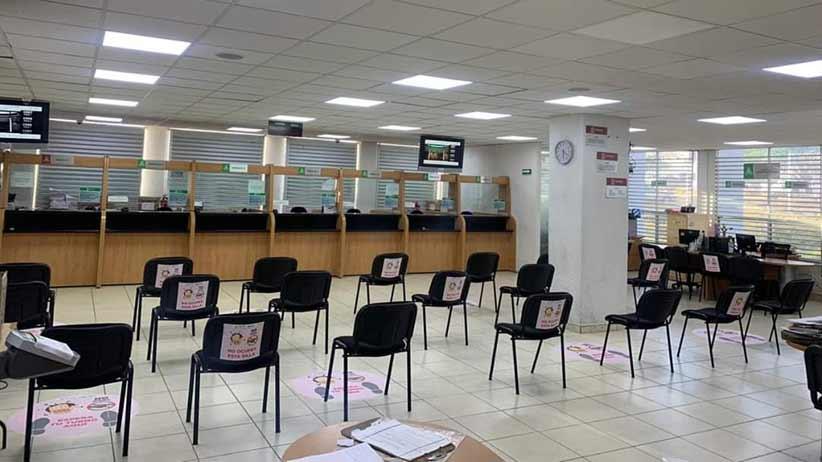 Anuncia Secretaría de Finanzas reapertura de la totalidad de oficinas recaudadoras.