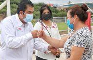 Entrega Gobierno de Tello dinero electrónico a familias vulnerables de Villanueva.