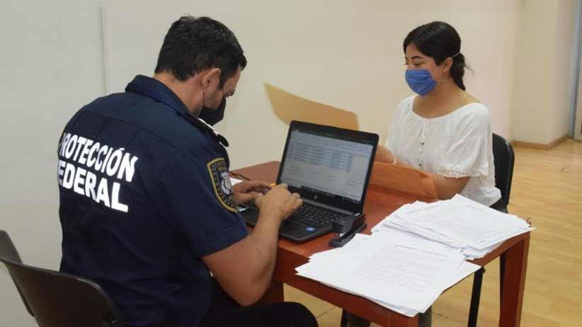 Continúa abierta convocatoria para reclutar personal para Servicio de Protección Federal.