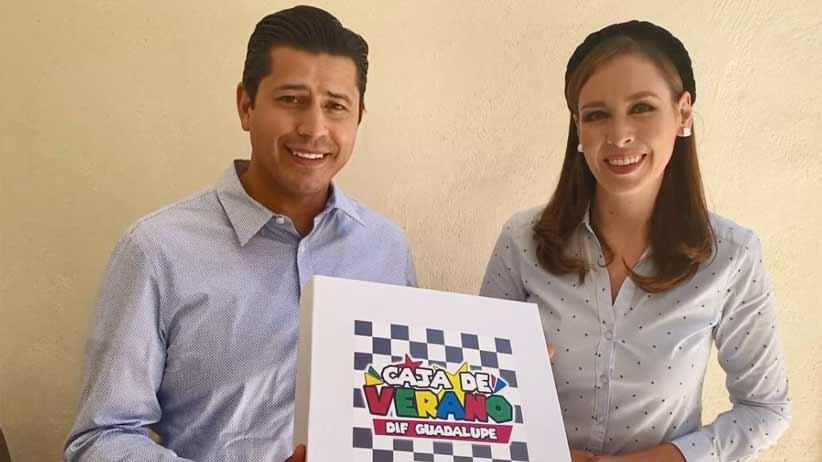 Llega DIF Guadalupe a los hogares de las niñas y niños guadalupenses