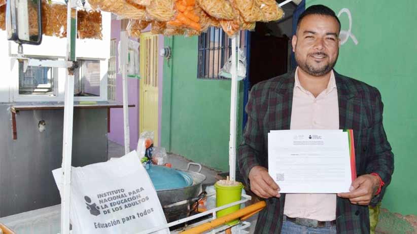 IZEA cambia vidas; Aurelio Rodriguez, ejemplo de superación.