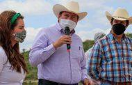 Gobierno de Tello y Conaza modernizan zonas de riego en Jerez