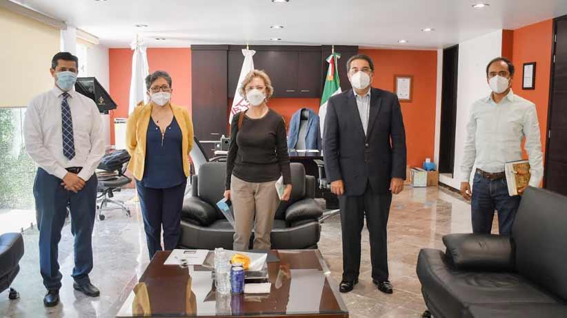 Reconocen a Municipio de Guadalupe como referente en el cumplimiento de Ley General de Archivos