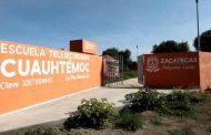 Gobernador Alejandro Tello mejora escuelas y vialidades de Morelos