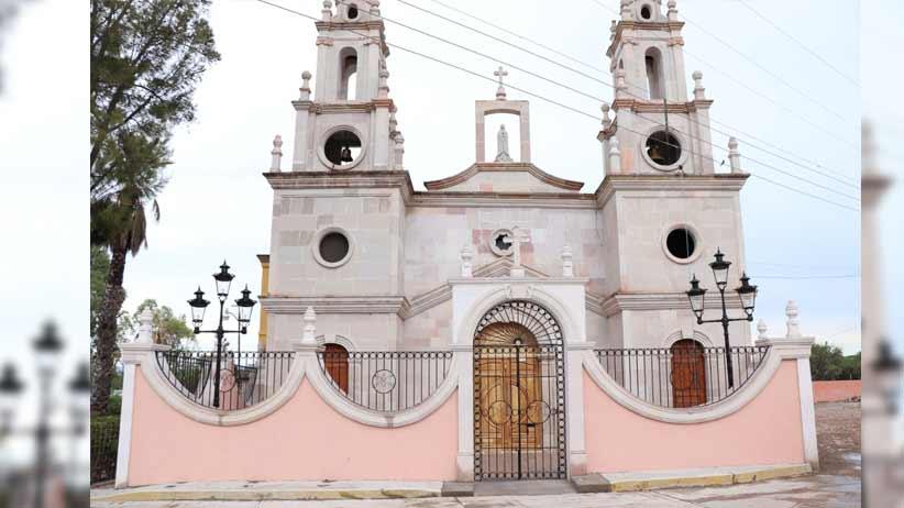 Concluye rehabilitación de Capilla de Fátima en comunidad de el Jagüey.