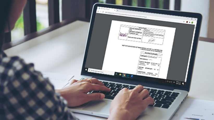Testar datos personales para elaborar versiones públicas será más fácil con nuevo software: IZAI