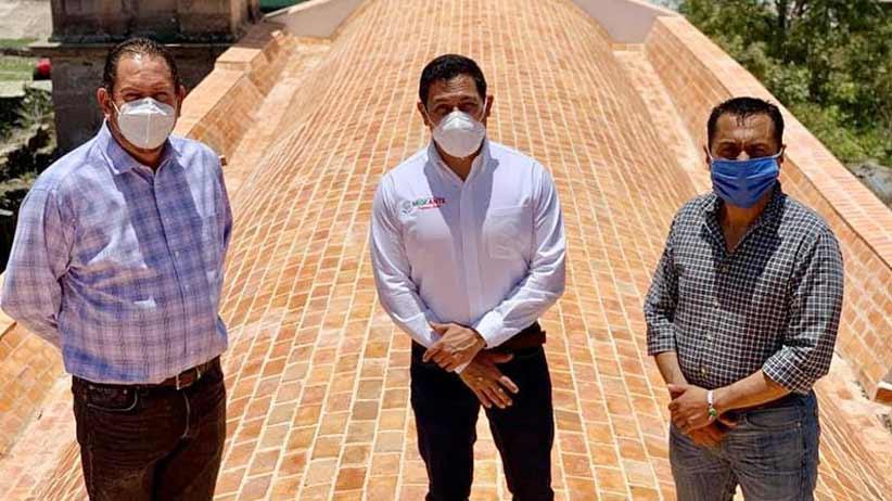 Calera y Monte Escobedo reciben obra del Programa 2x1 Trabajando Unidos con los Migrantes