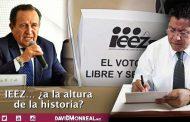 IEEZ… ¿a la altura de la historia?