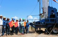 Arranca perforación de pozo profundo en Estancia de Guadalupe (Vídeo)