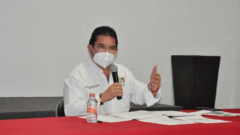 Presenta el PRI  su Convocatoria para renovar su Consejo Político Estatal.