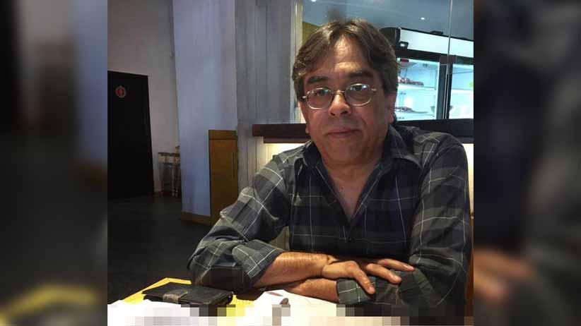 El periodista Ángel Amador Sánchez fue amenazado este martes por un sujeto que portaba arma blanca.
