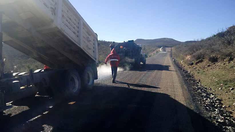 En espera de recursos del Fondo Minero, 19 proyectos para atender carreteras estatales en Zacatecas