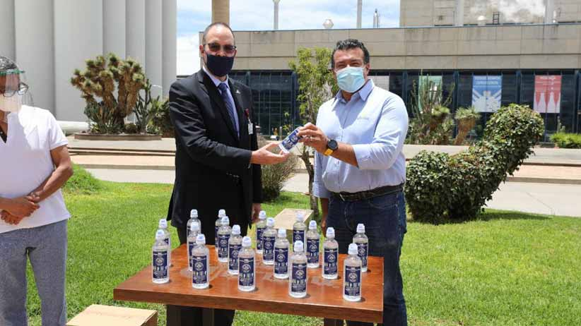 Gobierno Estatal y Grupo Modelo entregarán insumos para prevención de COVID-19 a más de 2 mil negocios