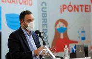 En riesgo de colapsar Sistema de Salud de Zacatecas, si la gente no se cuida: Tello